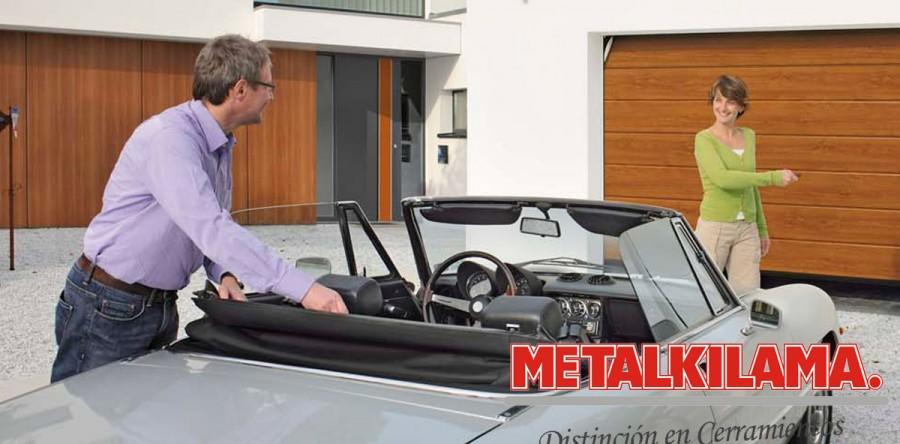 automatismos puertas de garaje