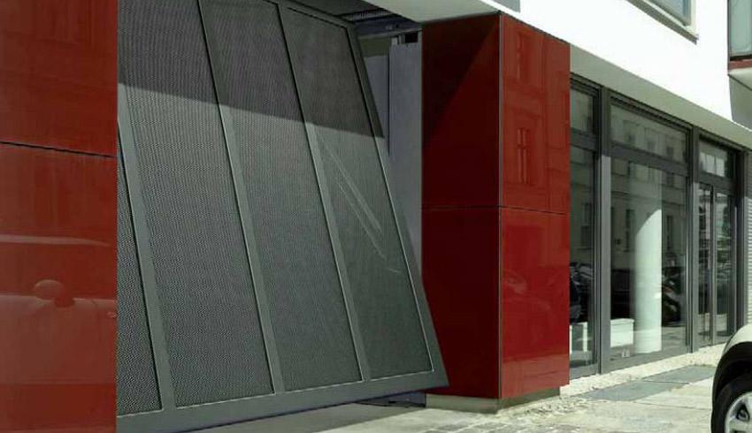 Metalkilama Puertas Garaje Comunitario