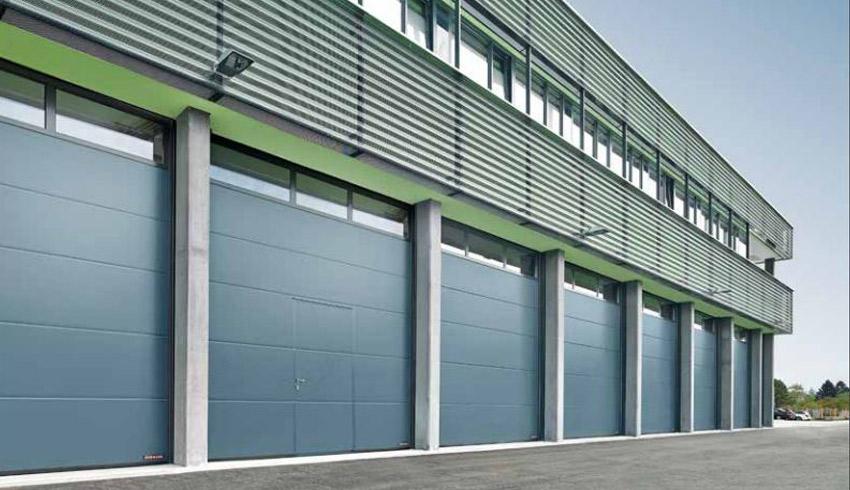 Metalkilama Puertas Seccionales Industriales