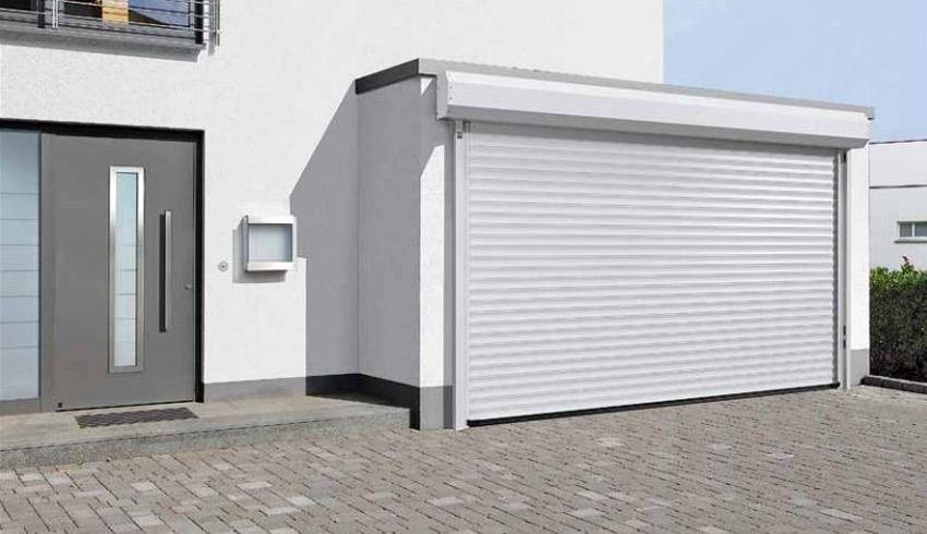 Metalkilama Puertas Enrollable