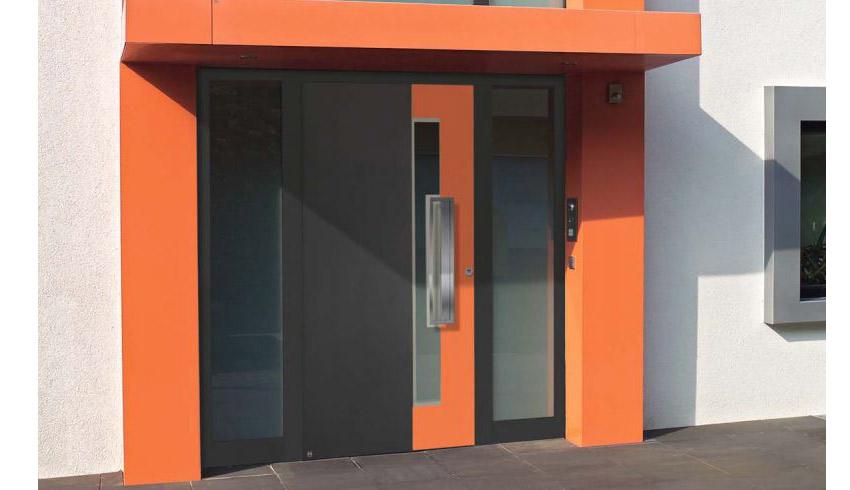 Metalkilama Puertas de Entrada Tejadillos