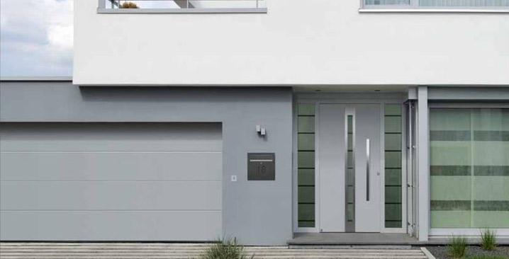 Metalkilama Puertas Entrada Aluminio