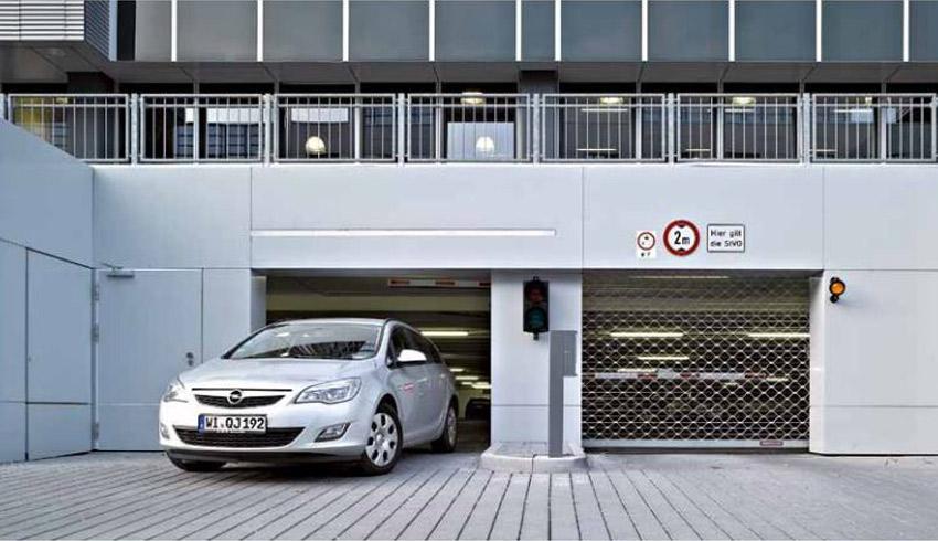 Metalkilama Sistemas de puertas para garajes comunitarios