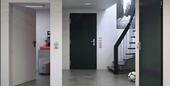 Metalkilama Puertas de uso General