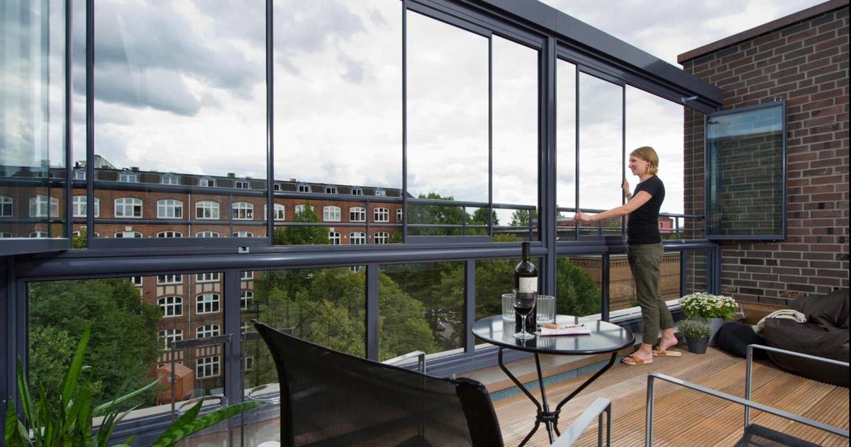 Solarlux aprovecha el buen tiempo para reformar tu terraza