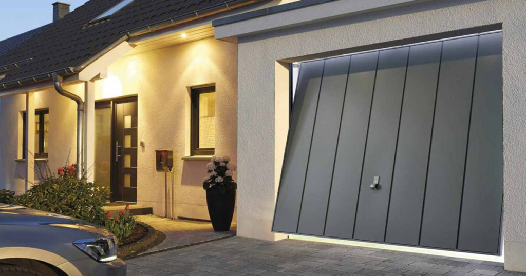 Por qué elegir puertas de garaje Hormann
