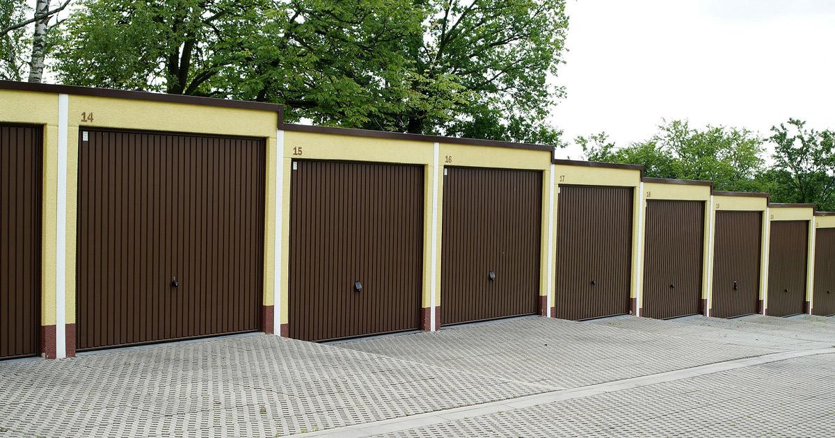 Automatismo puerta garaje